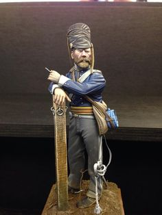 British light dragoon at the Charge of the Light Brigade, Crimea, Military Figures, Military Diorama, Crimean War, Miniature Figurines, Empire, British Colonial, Napoleonic Wars, Figure Model, Reference Images