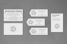 Artisan Social Designer / Nøne Futbol Club | Design Graphique