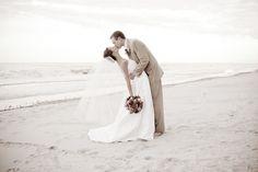 #beach #wedding photo