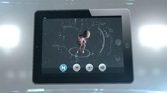 Visualization for babies app. Nine is the company responsible for developing such applications.