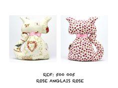 ROSE ANGLAIS ROSE Emmanuel Création