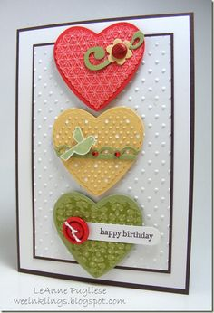Can't wait to get started on my scrapbooking and card making again in 2013. This is a cute one to start with!