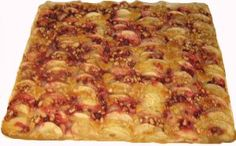 Amerikanischer Apfelkuchen vom Blech Macaroni And Cheese, Pizza, Ethnic Recipes, Food, American Apple Pie, Fruit Cakes, Sheet Cakes, Mac And Cheese, Essen