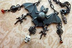 Spooky & Fun Halloween Necklace - Joan Williams