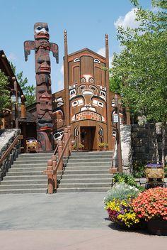 Canada Pavilion at Epcot, Walt Disney World, FL Walt Disney World Orlando, Disney World Parks, Disney World Vacation, Disney World Resorts, Disney Vacations, Disney Trips, Tokyo Disneyland, Disneyland Orlando, Epcot Florida