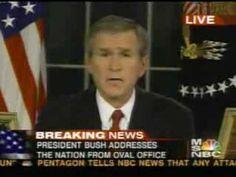 Bush Declares War!