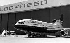 British Airways Lockheed Tristar