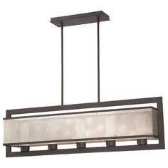 Found it at Wayfair - Mainly Mesh 5 Light Kitchen Island Pendant
