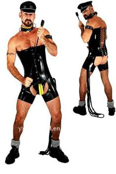 2011 new arrival leather corset for men
