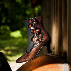 John Fluevog is renown for its extensive collection of unique shoes and accessories for men and women. Shop now for comfort, quality and innovative design. John Fluevog, Unique Shoes, Shoe Shop, Catwalk, Liberty, Competition, Copper, Romantic, Heels
