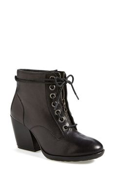 Free shipping and returns on Kork-Ease™ 'Kalpana' Boot (Women) at Nordstrom.com. Vegetable-tanned Italian leather shapes a hiker-inspired boot that's made fiercely feminine. Industrial grommets support intricate lacing, and a chunky wrapped heel gives sultry lift.