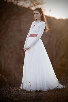svadobná sukňa,,Boho,,