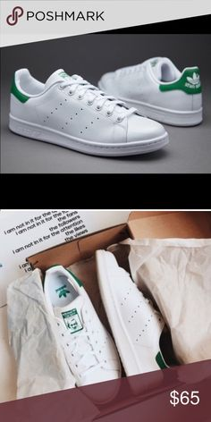 new concept 38a49 0f1a3 Stan Smith New Stan Smiths Adidas Shoes Sneakers