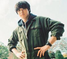 Kento Yamazaki.. 山﨑賢人 Rikuoh  Daichi