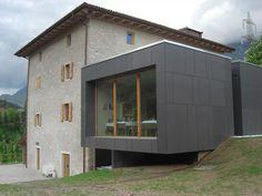 Panneau et plaque de couverture en fibrociment SWISSPEARL® by SWISSPEARL Italia