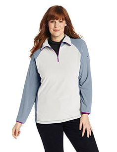 8a2e4d748d9c Buy Columbia Women s plus-size Glacial Fleece III 1 2 Zip Plus online