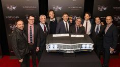 'Supernatural' 200th episode party