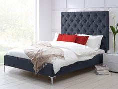 Elise Upholstered Bed