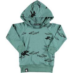 Sweater Tiny Sharks | Mini and Maximus | Daan en Lotje http://daanenlotje.com/kids/jongens/mini-maximus-sweater-tiny-sharks-001839