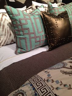 Hudson Bedding - Barclay Butera for Eastern Accents