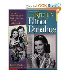 Elinor Donahue cookbook