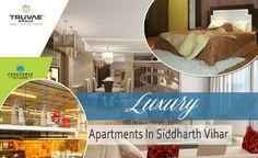 Luxury Apartments In Siddharth Vihar
