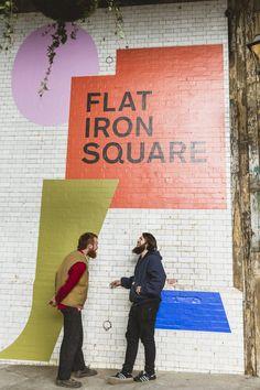 Flat Iron Square | Photos