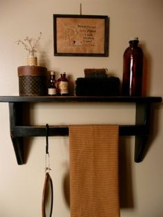 A Primitive Place ~ Primitive & Colonial Inspired Bathrooms by alison