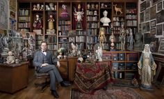 Mark Ryden | 100 Famous Artists And Their Studios