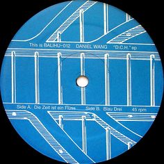"Daniel Wang - ""Deutsch-Chinesische Hemmungslosigkeit"" EP at Discogs"