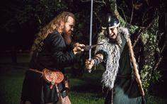 """Cidade grande vira campo de batalha medieval para fãs de """"Game of Thrones"""" - Mix - iG"""