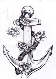 Image result for anchor love tattoos