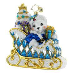 Christopher Radko Ornament.