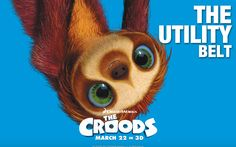 The Croods Utility Belt Wallpaper HD Wallpaper | WallpaperMine.com