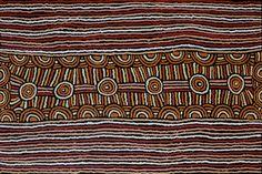 © Narrabri Nakamarra  Central & Western Desert  Title: Women's Ceremony