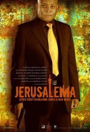 Jerusalema #poster
