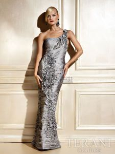 Terani Gold Label Gown GL362  Pageant Dress