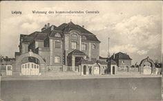 Leipzig Wohnung des Kommandierenden Generals