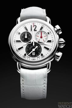Aerowatch – Hommage 1910 watch - Presentwatch.com Like this.