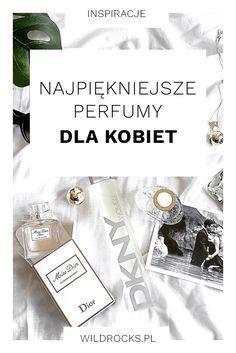 Jakie perfumy dla kobiet wybrać - Wild Rocks