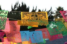 Mexican Fiesta Bridal/Wedding Shower Party Ideas | Photo 28 of 47