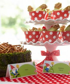 Inspired by This Woodland Gnome Kids Party | Inspired by This BlogInspired by This Blog