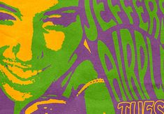 Create a 60's Psychedelic Style Concert Poster