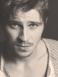 Excuse me while I obsess for a second. #garretthedlund