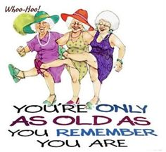 Age is Just a Number...