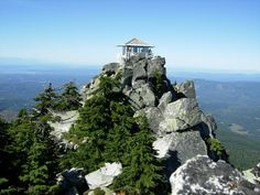 Mt. Pilchuck //  Rising 1 mile above the surrounding countryside and perched on the western edge of the Cascades, Pilchuck packs some of the best panoramic viewing to be found in these parts. From its historical and restored fire lookout, scan the horizon - from Rainier to Baker, Glacier Peak to the Olympics, Seattle to the San Juans - and every jagged, rugged, and snow-capped peak lining the Mountain Loop Highway.