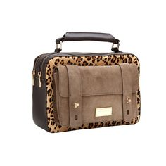 PICADILLY satchel by GRUNENBERGER Paris - TRIO JUNGLE