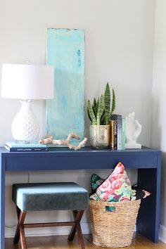 Summer Home Tour - Lots of Bold Color and Pattern!