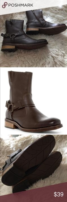 Men's leather boots Handsome leather boots for him. Robert Wayne Shoes Boots