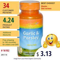 Thompson #Thompson #Antibiotics #Garlic